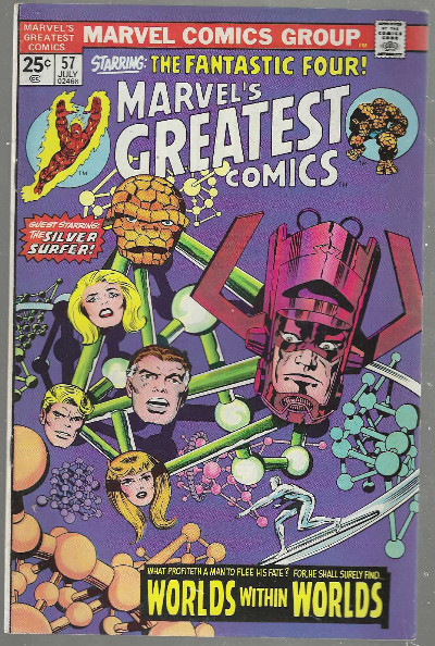 Image for Marvel's Greatest Comics #57