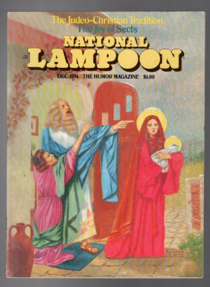 Image for National Lampoon,Dec.,1974