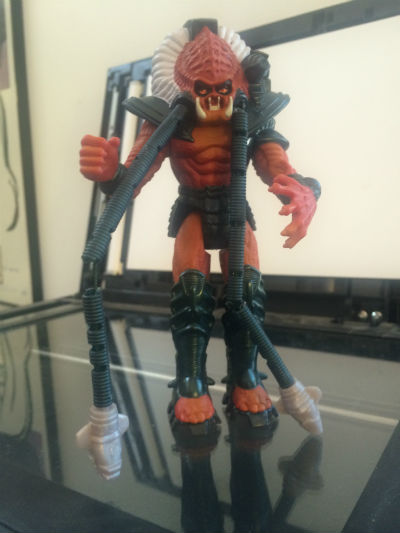 Image for Predator action figure 6""