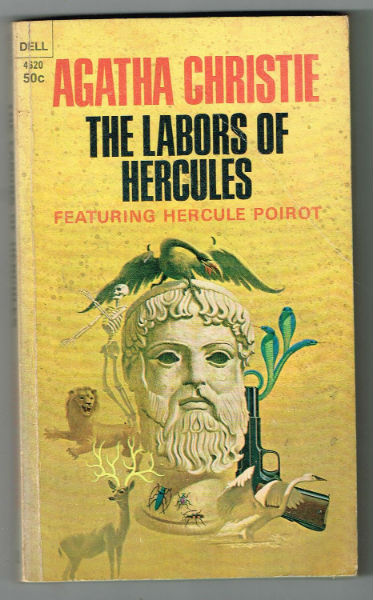 Image for The labors of Hercules:featuring Hercule Poirot