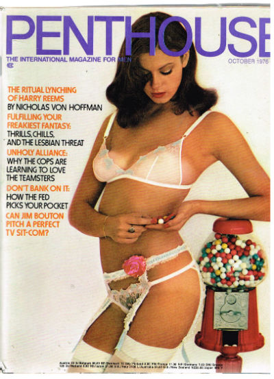Image for Penthouse,oct.,1976