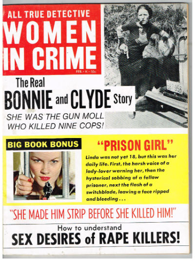 Image for Women in crime,Feb.,1970