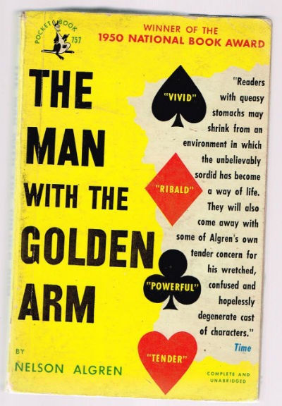 Image for The Man with the Golden Arm