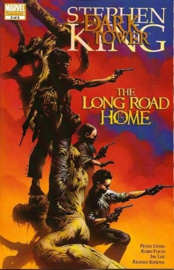 Image for Dark Tower The Long Road Home (2008) #2A