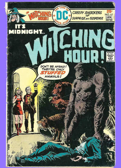 Image for The Witching Hour #61