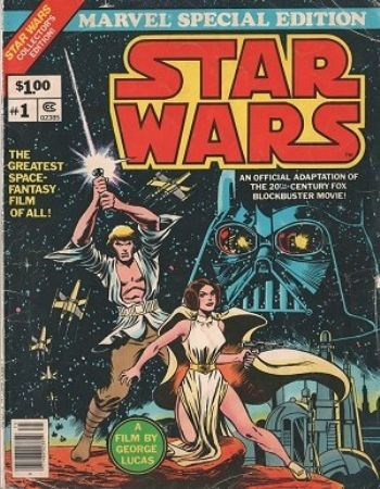 Image for MARVEL SPECIAL EDITION FEATURING STAR WARS (TREASURY-SIZE)vol.#1-#3    1977-78| VOLUME 1 | MARVEL |