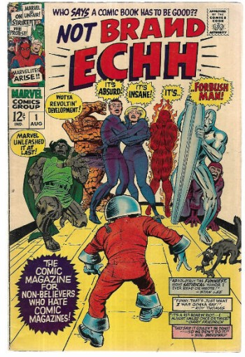 Image for Not Brand Echh (1967) #1