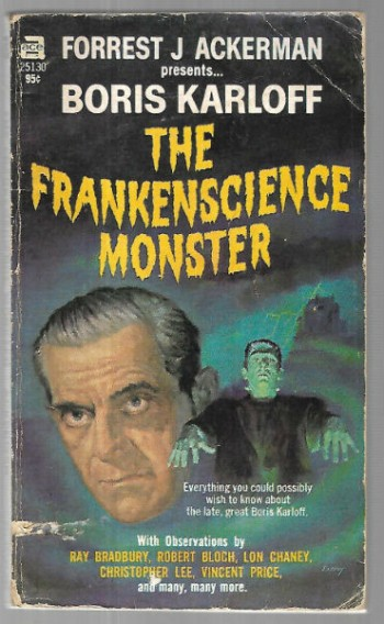 Image for The Frankenscience monster (An Ace book)
