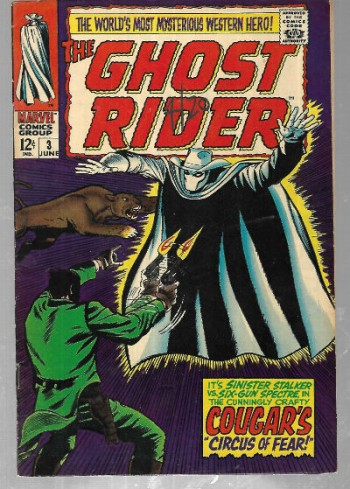 Image for Ghost Rider (1967 Western) #3