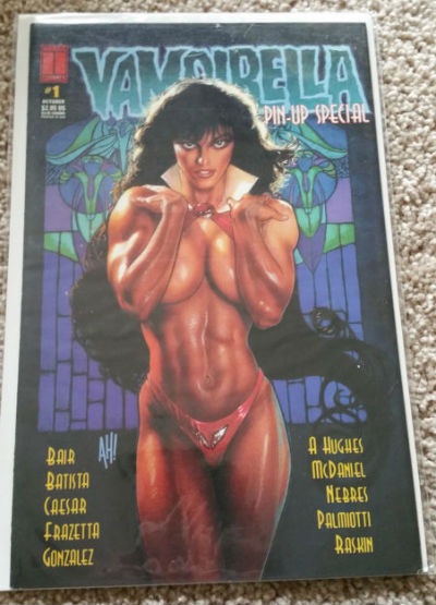 Image for Vampirella Pin-Up Special (1995)