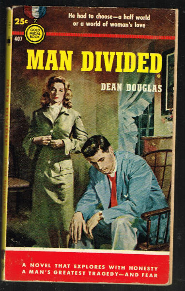 Image for Man Divided