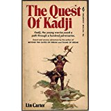 Image for THE QUEST OF KADJI - The Chronicles of Kylix Book One (Mass Market Paperback)  by Lin Carter (Author), Jeff Jones (Illustrator)