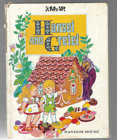 Image for it pops-up hansel and gretel