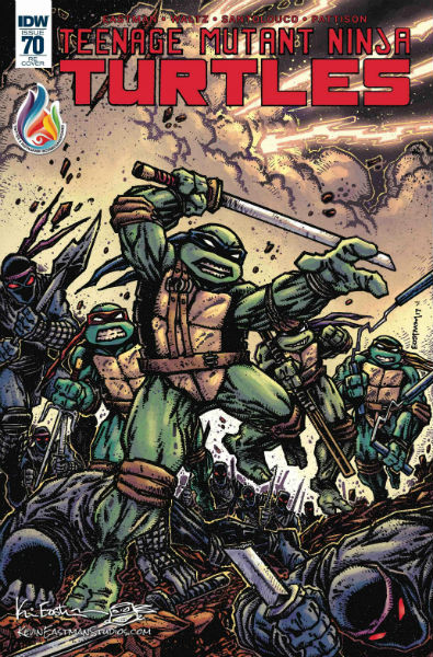 Image for Teenage Mutant Ninja Turtles (2011 IDW) #70