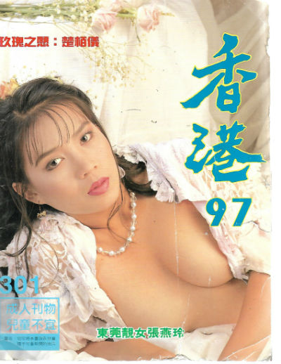 Image for Chinese adult magazine #301