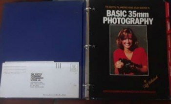 Image for Basic 35mm photography;The Seattle filmworks home studio (looseleaf ,ringboundw/folder)