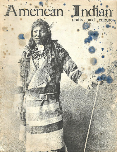 Image for American Indian crafts and culture  Jan.,1070,vol.4.#1