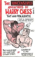 Image for The Uncensored Adventures of Harry Chess, That Man From A.U.N.T.I.E. MM  Could this be the first Gay Comic?