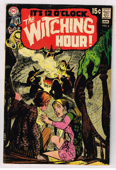 Image for the witching hour;It's twelve o'clock #6