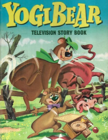 Image for YOGI BEAR Television Story Book