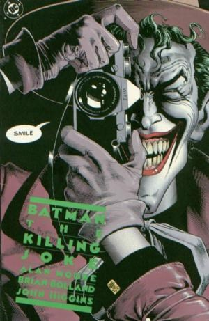 Image for BATMAN: THE KILLING JOKE #1 ,,Comes with dealer card.