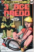 Image for Judge Dredd (1983 Eagle/Quality) #29