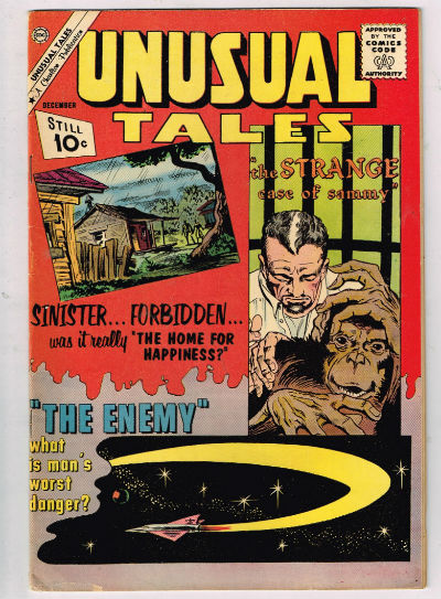Image for UNUSUAL TALES #31   1961|  VOLUME 1 |  CHARLTON