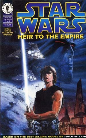 Image for STAR WARS: HEIR TO THE EMPIRE #1    1995,October| VOLUME 1 | DARK HORSE