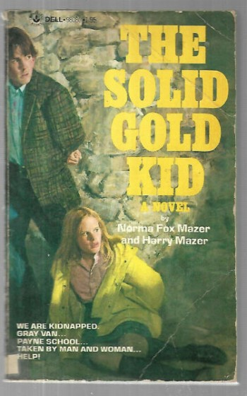 Image for The Solid Gold Kid