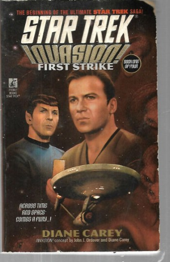 Image for Invasion #1: First Strike (Star Trek, Book 79)