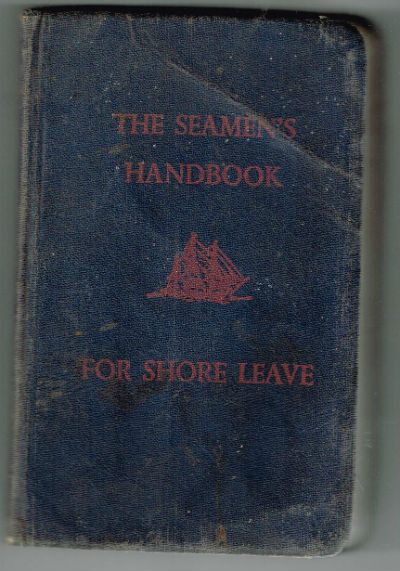 Image for The Seamen's Handbook For Shore Leave. Eighth Edition.