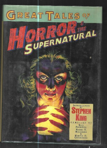 Image for Great Tales of Horror & the Supernatural