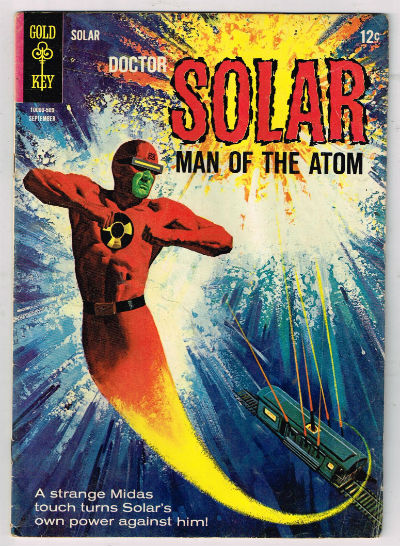 Image for DOCTOR SOLAR, MAN OF THE ATOM #14   1965 |  VOLUME 1 |  WESTERN (GOLD KEY/WHITMAN)