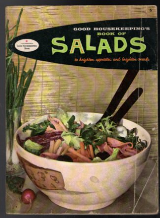 Image for Housekeeping Book Of Salads Recipes