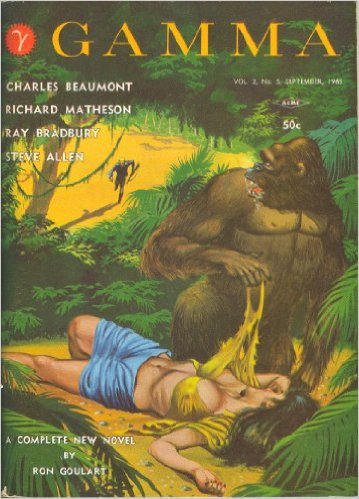 Image for Gamma: September, 1965 Vol. 2 # 5, New Frontiers in Fiction (Vol. 2 # 5) Paperback – 1965