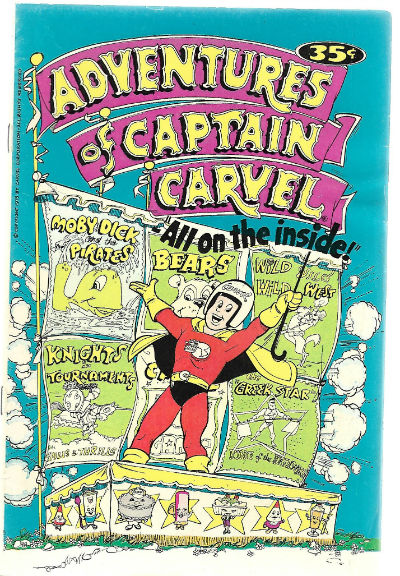 Image for CARVEL COMICS #3   1975-1976 |  VOLUME 1 |  CARVEL