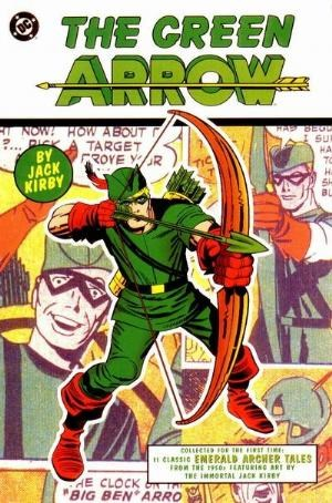 Image for GREEN ARROW #1   2001 |  ONE-SHOT |  DC