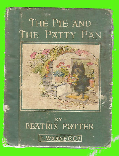 Image for the pie and the patty pan