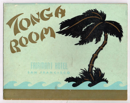 Image for Tonga Room;Fairmont hotel  san Francisco club photo