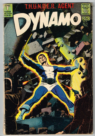 Image for Dynamo:THUNDER agent #2