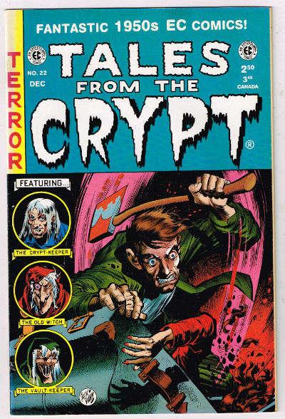 Image for TALES FROM THE CRYPT #22   1997 |  VOLUME 2 |  GEMSTONE PUBLISHING