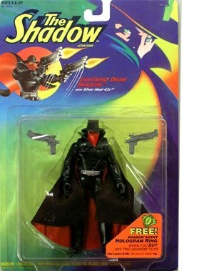 Image for Shadow Action Figure Lightning Draw Shadow with Silver Heat 45s