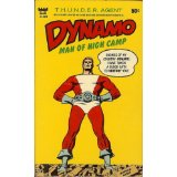 Image for T.H.U.N.D.E.R. Agent Dynamo: Man of High Camp