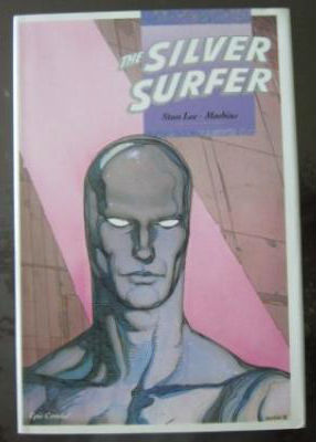 Image for Silver Surfer: Parable