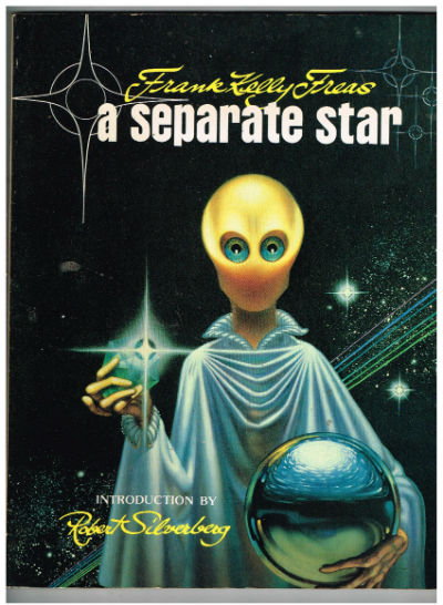 Image for Frank Kelly Freas:a seperate star-signed by Mr.Freas himself