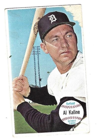 Image for 1964 TOPPS GIANTS AL KALINE #12 TIGERS EX +++