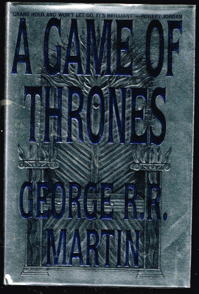 Image for A Game of Thrones,first printing-signed