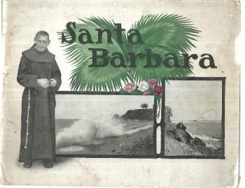 Image for Santa Barbara the Gem City of the Western Sea