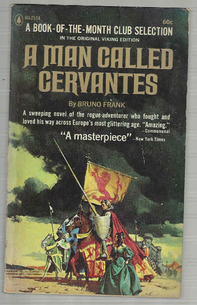 Image for A Man Called Cervantes