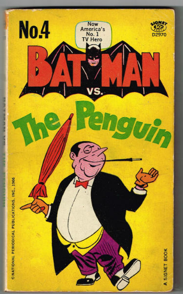 Image for Batman vs. the Penguin no.4